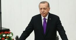 """Başkan Erdoğan, """"Kudüs, bizim de ümmetin de kırmızı çizgisidir"""""""