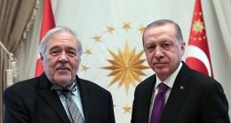 Erdoğan, İlber Ortaylı'yı kabul etti