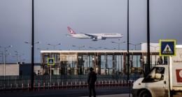 İstanbul Havalimanında uçuşlar başladı