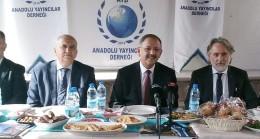 """Mehmet Özhaseki, """"Belediye Başkanı haram yememeli!"""""""