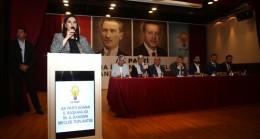 """Sarieroğlu, """"IMF'nin defterini dürüp kapatan AK Parti'dir"""""""
