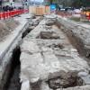 İSKİ, arkeolog eşliğinde çalışıyor