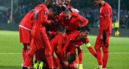 Beşiktaş bitti demeden maç bitmedi
