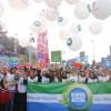 """İstanbul Maratonu'nda AK Kadınlardan """"Sıfır Atık"""" çağrısı"""