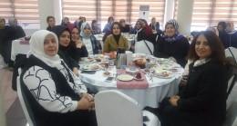 Meryem Karaköse'den partinin emek veren AK Kadınlarına vefa