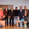 Sancaktepe'nin amatör spor kulüplerine malzeme desteği