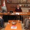 Yelkenci, Başkan Can'ı ziyaret etti