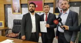 Yücel Yalçınkaya, Çekmeköy Belediyesi'ni yönetmeye talip oldu