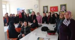 AK Parti Çatalmeşe Kadın Kolları, yoğun kalabalıkla toplandı