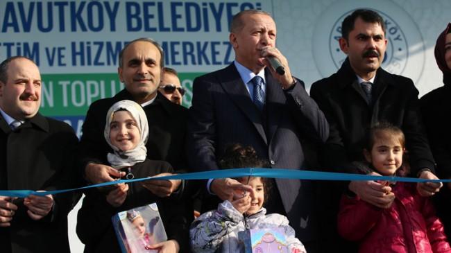 Başkan Erdoğan, CHP'yi topa tuttu!!!