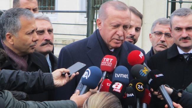 """Başkan Erdoğan, """"Cumhur İttifakı'nı bozdurmama noktasında kararlıyız"""""""