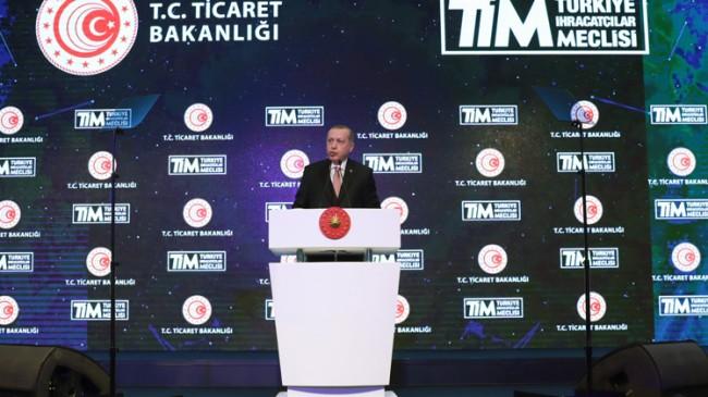 Başkan Erdoğan, Fırat'ın doğusundaki operasyonla ilgili konuştu
