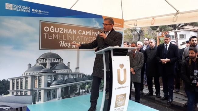 """Başkan Türkmen, """"Camilerimiz medeniyetimizin mührüdür"""""""
