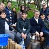 Başkan Türkmen, Nakkaştepe Millet Bahçesi'nde Üsküdarlılarla buluştu