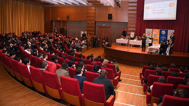 Başkan Yazıcı, geleceğin lider gençlerine nasihat etti