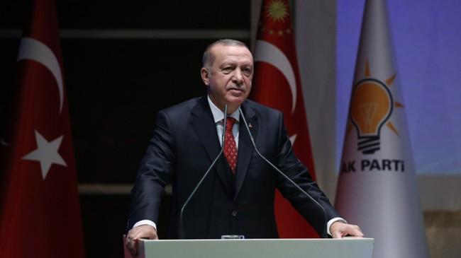 Cumhurbaşkanı Erdoğan, AK Parti'deki kibir abidelerini yerin dibine soktu!