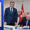 Cumhurbaşkanı Erdoğan, Başkan Türkmen'in devam edeceğini işaret etti!