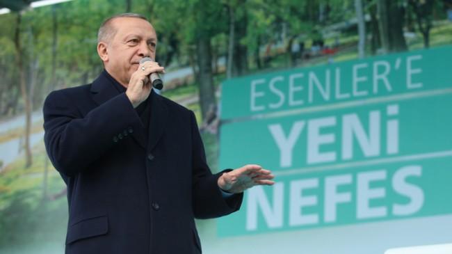 """Erdoğan, """"Bu millet FETÖ'cülere meydanları nasıl dar ettiyse, yine dar ederiz"""""""