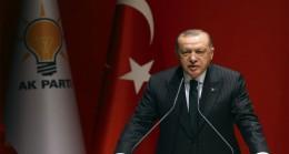 Erdoğan, seçim kampanyasından bahsetti