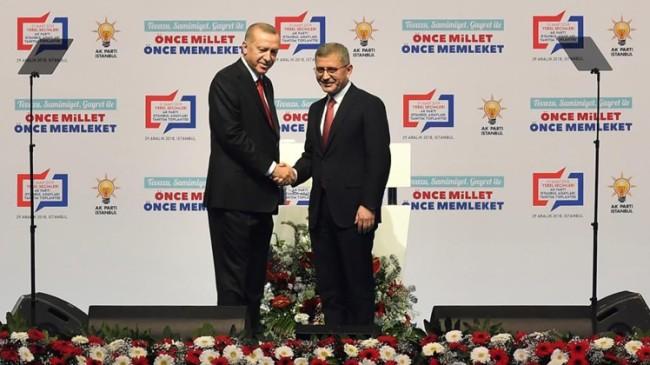 """Hilmi Türkmen, """"Biz Üsküdar'a sevdalıyız, sevdası olan yorulmaz"""""""