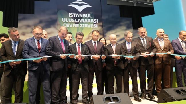 İstanbul'da çok önemli çevre fuarı