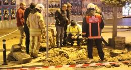 Kadıköy Bağdat Caddesi'nde patlama!