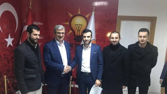 Mehmet Emin Oğuzorhan, Sancaktepe'ye hizmet için 'ben de varım' dedi