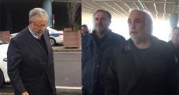 Metin Akpınar'la Müjdat Gezen, terör ve örgütlü suçlar bürosunda!