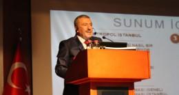 """Mustafa Çalışkan, """"35 bin 334 polis ile İstanbul'un güvenliğini sağlıyoruz"""""""