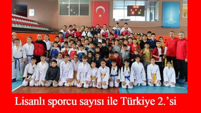 Sancaktepe Belediyesi, yerel belediyeciliğin yanı sıra sporda da Türkiye'ye örnek