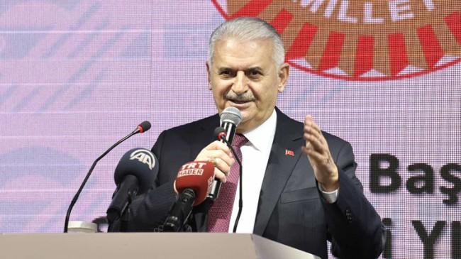 """Yıldırım, """"Türkiye gemi inşaat sektöründe marka haline geldi"""""""