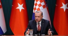 """Erdoğan, """"Münbiç'teki saldırı, ABD'nin aldığı çekilme kararını etkilemeye dönük"""""""