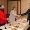 Başkan Poyraz, yerel gazetecilerle buluştu