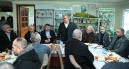 Dudulluspor, Başkan Can'ı ağırladı