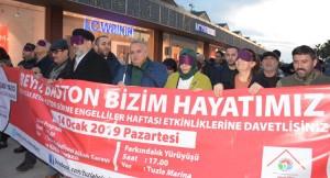 """Fatma Yazıcı, """"Amacımız engelsiz bir Tuzla'yı oluşturmak"""""""