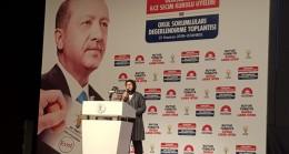 İstanbul AK Kadınların yeni başkanı:  Rabia Kalender İlhan