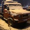 İstanbul haftaya karla girdi