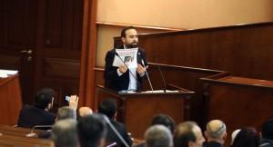 """Ömer Şahan, """"Hangi ittifakları yaparsanız yapın, İstanbul'a tekrar AK Parti mührünü vuracağız"""""""