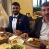 Sancaktepe'de evlenen çiftlere ikram!