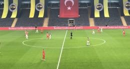 Ümraniyespor, Fenerbahçe'yi kupanın dışına itti