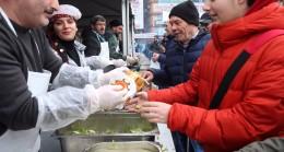 Ümraniye Belediyesi'nden Hamsi Festivalu