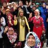 AK Parti Altinşehir Mahalle Kadın Kollarından üye rekoru