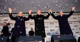 """Başkan Erdoğan, """"Ataşehir'de İsmail Erdem'le el ele vereceğiz"""""""