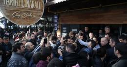 Başkan Erdoğan Çengelköy Çınaraltında