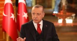 """""""Başkan Erdoğan, """"Kaçak yapılaşmalar bizi tehdit ediyor"""""""