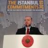 """Başkan Erdoğan, """"Ülkemiz elini taşın altına fazlasıyla koymuştur"""""""