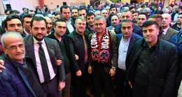 """Başkan Hilmi Türkmen, """"Üsküdar'da bir imar ihtilâli yaptık"""""""