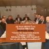 Mustafa Ataş ile Erzincanlı İşadamlarının istişare buluşması