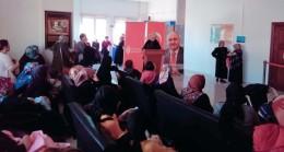 Ümraniye Belediyesi'nden kadınlara çevre ve geri dönüşüm eğitimi