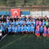 Ümraniye'de anlamlı futbol turnuvası